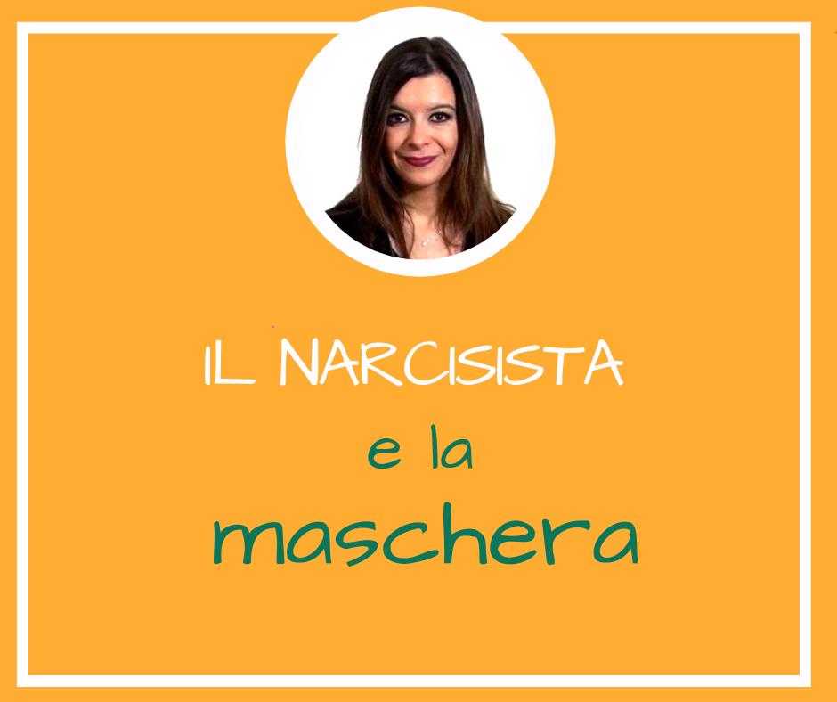 il narcisista e la maschera